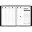 """AT-A-GLANCE® 800 Range Weekly/Monthly Appointment Book, 8 1/2"""" x 11"""", White, 2021 Thumbnail 2"""