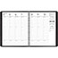 """AT-A-GLANCE® Weekly Appointment Book Ruled, Hourly Appts, 6 7/8"""" x 8 3/4"""", Black, 2021 Thumbnail 2"""
