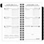 """AT-A-GLANCE® Executive® Pocket Size Weekly/Monthly Planner Refill, 3 1/4"""" x 6 1/4"""", White, 2022 Thumbnail 3"""