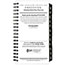 """AT-A-GLANCE® Executive® Pocket Size Weekly/Monthly Planner Refill, 3 1/4"""" x 6 1/4"""", White, 2022 Thumbnail 2"""