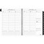 """AT-A-GLANCE® Executive® Weekly/Monthly Planner Refill, 15-Minute, 8 1/4"""" x 10 7/8"""", 2022 Thumbnail 3"""