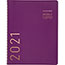 "AT-A-GLANCE® Contemporary Weekly Monthly Appointment Book, 8 1/4"" x 10 7/8"", Purple, 2021 Thumbnail 4"