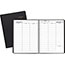 "AT-A-GLANCE® Weekly Appointment Book, 8 1/4"" x 10 7/8"", Black, 2021 Thumbnail 1"
