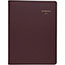 """AT-A-GLANCE® Weekly Appointment Book, 8 1/4"""" x 10 7/8"""", Winestone, 2021 Thumbnail 1"""
