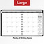 """AT-A-GLANCE® Move-A-Page Weekly/Monthly Appointment Book, 8 3/4"""" x 11"""", White, 2022 Thumbnail 7"""