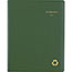 """AT-A-GLANCE® Recycled Weekly/Monthly Classic Appointment Book, 8 1/4"""" x 10 7/8"""", Green, 2021 Thumbnail 4"""