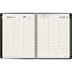 """AT-A-GLANCE® Recycled Weekly/Monthly Classic Appointment Book, 8 1/4"""" x 10 7/8"""", Green, 2021 Thumbnail 3"""