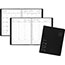 "AT-A-GLANCE® Contemporary Weekly/Monthly Planner, Column, 8 1/4"" x 10 7/8"", Black Cover, 2021 Thumbnail 1"