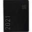 "AT-A-GLANCE® Contemporary Weekly/Monthly Planner, Column, 8 1/4"" x 10 7/8"", Black Cover, 2021 Thumbnail 4"