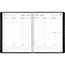 "AT-A-GLANCE® Contemporary Weekly/Monthly Planner, Column, 8 1/4"" x 10 7/8"", Black Cover, 2021 Thumbnail 2"