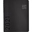"""AT-A-GLANCE® Contemporary Weekly/Monthly Planner, Column, 8 1/4"""" x 10 7/8"""", Graphite Cover, 2021 Thumbnail 4"""