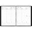 """AT-A-GLANCE® Contemporary Weekly/Monthly Planner, Column, 8 1/4"""" x 10 7/8"""", Graphite Cover, 2021 Thumbnail 2"""
