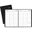 AT-A-GLANCE® Weekly Appointment Book, Academic, 8-1/4 x 10-7/8, Black, 2021-2022 Thumbnail 1