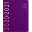 AT-A-GLANCE® Contemporary Academic Planner, 8 1/4 x 10 7/8 Purple, 2020-2021 Thumbnail 1