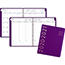 AT-A-GLANCE® Contemporary Academic Planner, 8 1/4 x 10 7/8 Purple, 2020-2021 Thumbnail 2