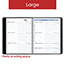 """AT-A-GLANCE® The Action Planner Weekly Appointment Book, 8 1/8"""" x 10 7/8"""", Black, 2021 Thumbnail 4"""