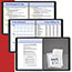 """AT-A-GLANCE® QuickNotes Weekly/Monthly Appointment Book, 8"""" x 9 7/8"""", Black, 2021 Thumbnail 6"""