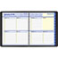 """AT-A-GLANCE® QuickNotes Weekly/Monthly Appointment Book, 8"""" x 9 7/8"""", Black, 2021 Thumbnail 2"""