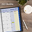 """AT-A-GLANCE® QuickNotes Monthly Planner, 8 1/4"""" x 10 7/8"""", Black, 2022 Thumbnail 8"""