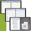"""AT-A-GLANCE® QuickNotes Monthly Planner, 8 1/4"""" x 10 7/8"""", Black, 2022 Thumbnail 5"""