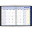 """AT-A-GLANCE® QuickNotes Monthly Planner, 8 1/4"""" x 10 7/8"""", Black, 2022 Thumbnail 2"""