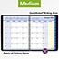"""AT-A-GLANCE® QuickNotes Monthly Planner, 6 7/8"""" x 8 3/4"""", Black, 2022 Thumbnail 6"""