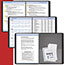 """AT-A-GLANCE® QuickNotes Weekly/Monthly Appointment Book, 8 1/4"""" x 10 7/8"""", Black, 2021 Thumbnail 6"""