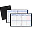 """AT-A-GLANCE® QuickNotes Weekly/Monthly Appointment Book, 8"""" x 9 7/8"""", Black/Pink, 2021 Thumbnail 1"""