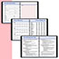 """AT-A-GLANCE® QuickNotes Weekly/Monthly Appointment Book, 8"""" x 9 7/8"""", Black/Pink, 2021 Thumbnail 6"""