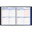 """AT-A-GLANCE® QuickNotes Weekly/Monthly Appointment Book, 8"""" x 9 7/8"""", Black/Pink, 2021 Thumbnail 2"""