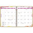 "AT-A-GLANCE® Watercolors Monthly Planner, 6 7/8"" x 8 3/4"", Watercolors, 2021 Thumbnail 7"