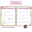 "AT-A-GLANCE® Watercolors Monthly Planner, 6 7/8"" x 8 3/4"", Watercolors, 2021 Thumbnail 4"