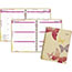 "AT-A-GLANCE® Watercolors Weekly/Monthly Planner, 8 1/2"" x 11"", Watercolors, 2021 Thumbnail 1"