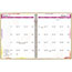 """AT-A-GLANCE® Watercolors Weekly/Monthly Planner, 8 1/2"""" x 11"""", Watercolors, 2021 Thumbnail 8"""