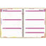 "AT-A-GLANCE® Watercolors Weekly/Monthly Planner, 8 1/2"" x 11"", Watercolors, 2021 Thumbnail 7"