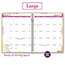 """AT-A-GLANCE® Watercolors Weekly/Monthly Planner, 8 1/2"""" x 11"""", Watercolors, 2021 Thumbnail 4"""