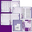 """AT-A-GLANCE® Column Format Beautiful Day Weekly/Monthly Appt. Book, 8 1/2"""" x 11"""", 2021 Thumbnail 2"""