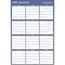 "AT-A-GLANCE® Vertical/Horizontal Erasable Wall Planner, 24"" x 36"", 2021 Thumbnail 3"