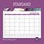 "Cambridge® Agate Desk Pad, 22"" x 17"", Purple Thumbnail 4"