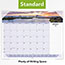 """AT-A-GLANCE® Images of the Sea Monthly Desk Pad Calendar, 22"""" x 17"""", 2021 Thumbnail 5"""