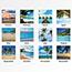 "AT-A-GLANCE® Tropical Escape Desk Pad, 22"" x 17"", 2021 Thumbnail 4"