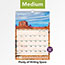 """AT-A-GLANCE® Scenic Monthly Wall Calendar, 12"""" x 17"""", 2021 Thumbnail 5"""