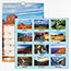 """AT-A-GLANCE® Scenic Monthly Wall Calendar, 12"""" x 17"""", 2021 Thumbnail 4"""