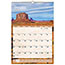 """AT-A-GLANCE® Scenic Monthly Wall Calendar, 15 1/2"""" x 22 3/4"""", 2021 Thumbnail 1"""