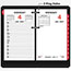 """AT-A-GLANCE® Two-Color Desk Calendar Refill, 3 1/2"""" x 6"""", 2021 Thumbnail 4"""
