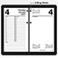 "AT-A-GLANCE® Large Desk Calendar Refill, 4 1/2"" x 8"", White, 2022 Thumbnail 3"
