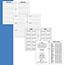 "AT-A-GLANCE® Large Desk Calendar Refill, 4 1/2"" x 8"", White, 2022 Thumbnail 2"