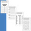 "AT-A-GLANCE® Pad Style Desk Calendar Refill, 5"" x 8"", 2021 Thumbnail 3"