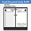 """AT-A-GLANCE® Recycled Desk Calendar Refill, 3 1/2"""" x 6"""", White, 2021 Thumbnail 4"""