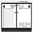 """AT-A-GLANCE® Recycled Desk Calendar Refill, 3 1/2"""" x 6"""", White, 2021 Thumbnail 3"""